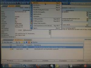 Etikettendruck, E-Mail Versand, Briefversand, Serienbrief etc.
