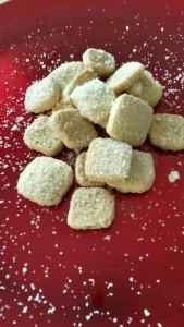 Solche Kekse backen wir